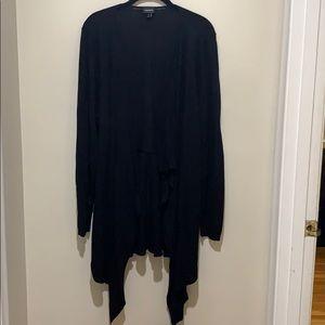 Light weight black Torrid cardigan